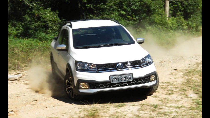 Teste CARPLACE: nova VW Saveiro Cross CD está pronta para encarar as maiores