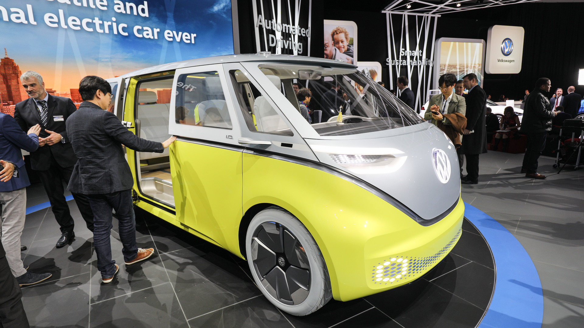 Volkswagen ID Buzz Can Carry Your Buddies To Infinity And Beyond