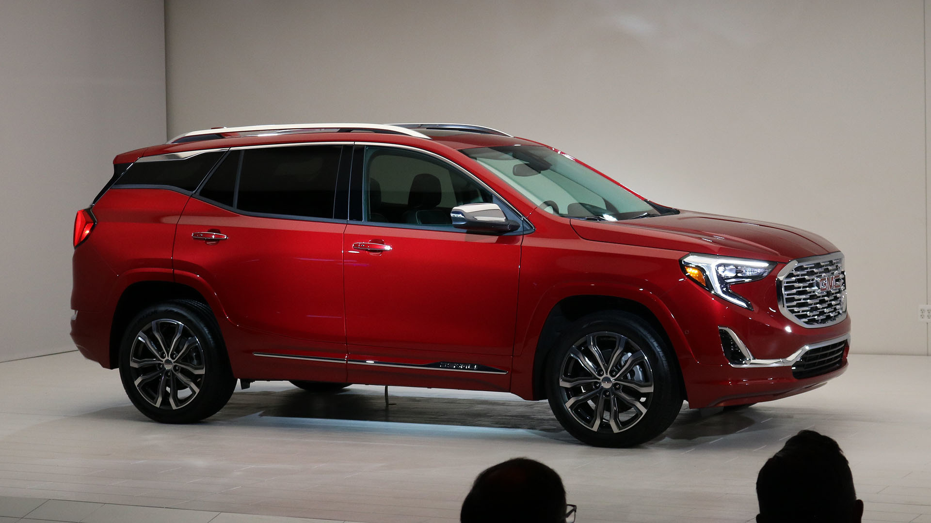 2018 GMC Terrain Diesel:  Review, Price >> 2018 Gmc Terrain Starts At 25 970 Denali Loaded With Tech