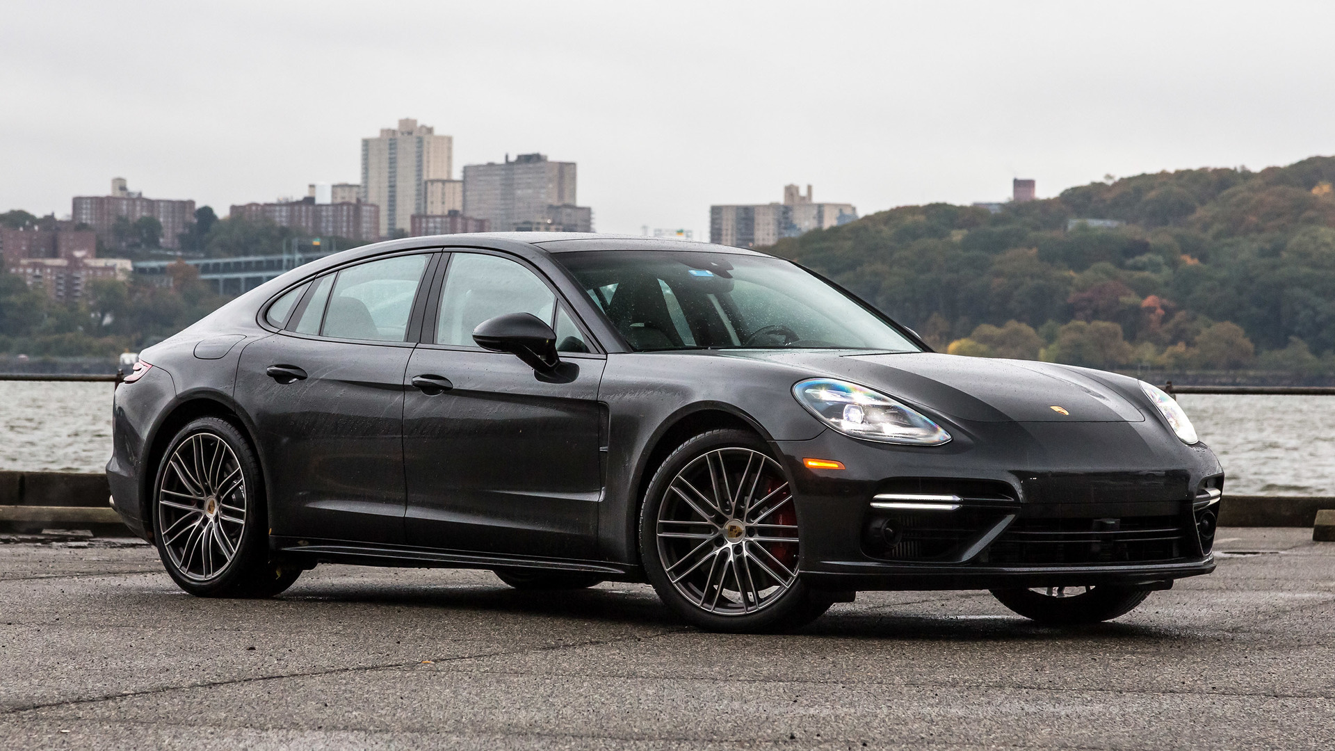 2017 Porsche Panamera Turbo First Drive When Luxury Four Door Means Fantastic