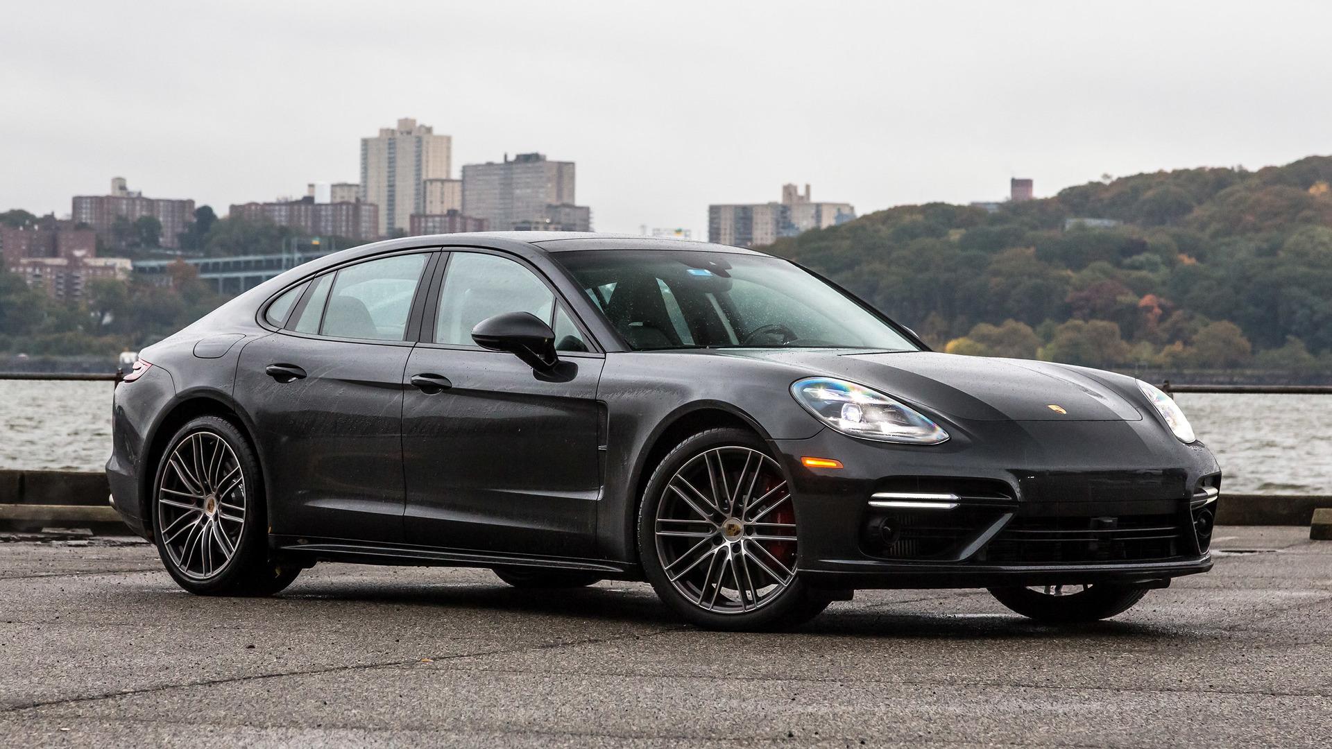 4 Door Porsche >> 2017 Porsche Panamera Turbo First Drive When Luxury Four