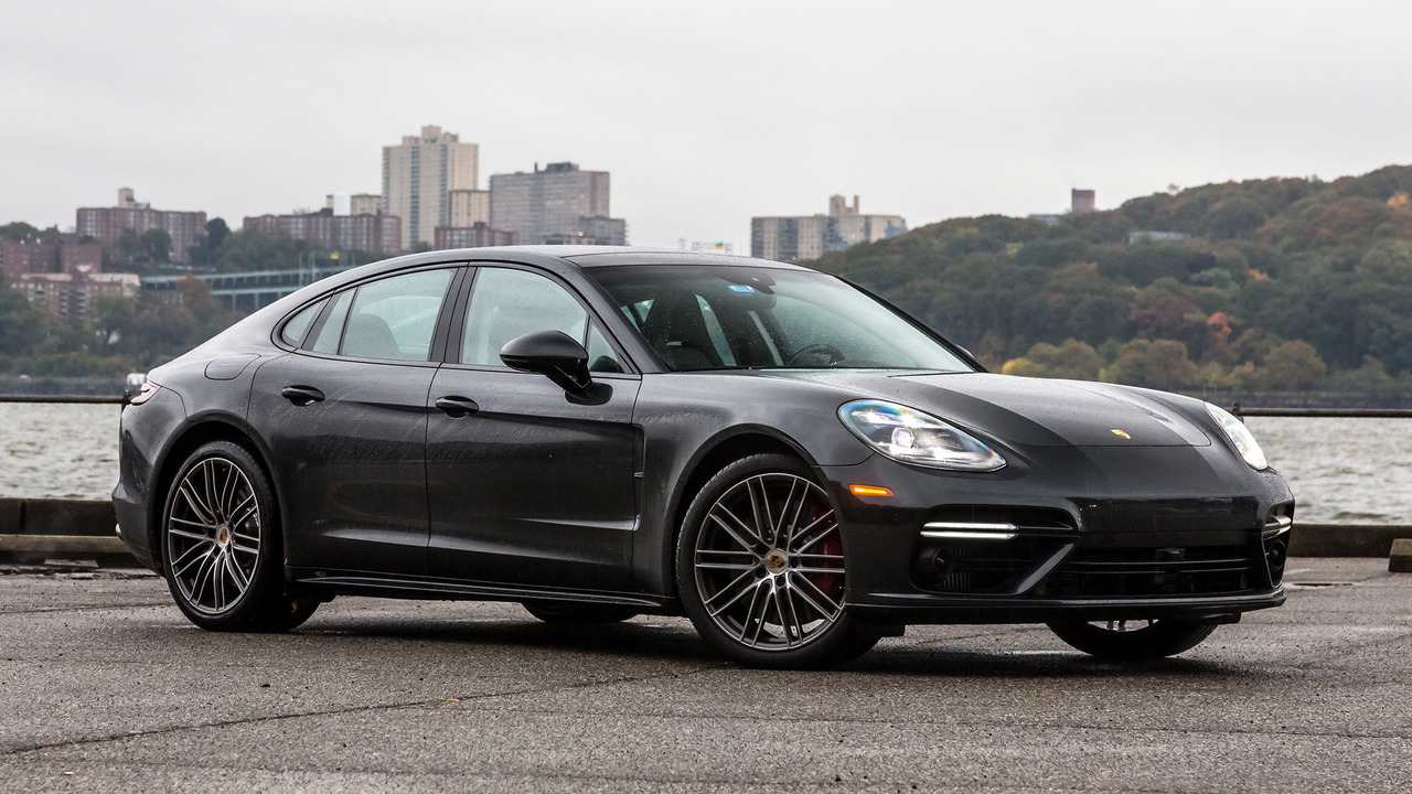 2017 Porsche Panamera Turbo First Drive