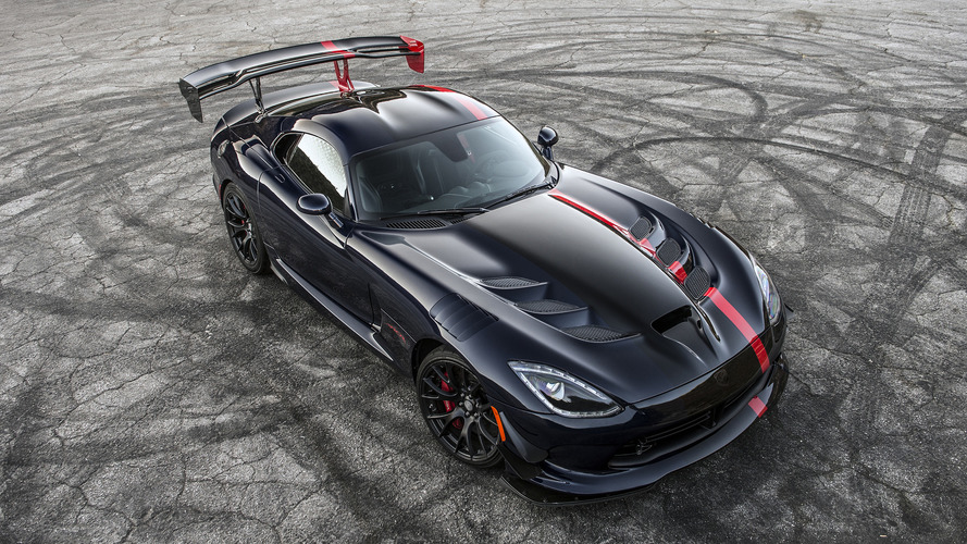 2016 Dodge Viper ACR: Shelby's finest legacy isn't a Ford