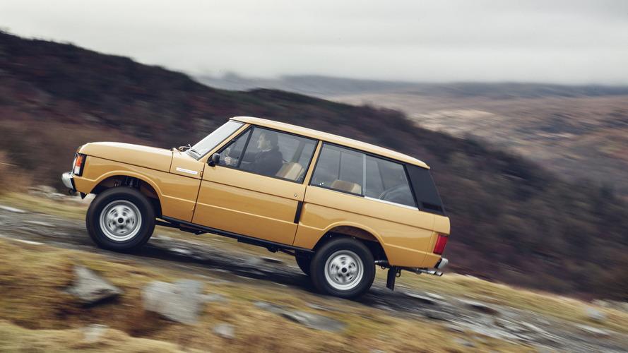 1978 - Range Rover 3 portes Reborn