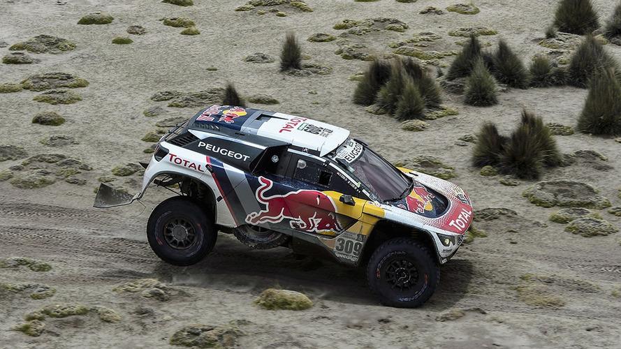 Dakar – 8e étape – Sébastien Loeb reprend la première place !