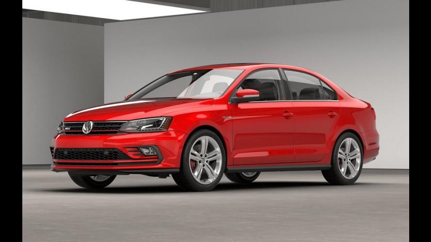 """VW Jetta GLI 2016, o """"Golf GTI sedã"""", ganha visual mais esportivo nos EUA"""