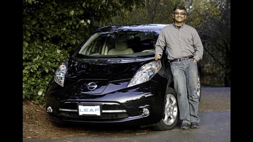 Nissan Leaf, que custa US$ 22 mil, atinge 75 mil unidades vendidas nos EUA