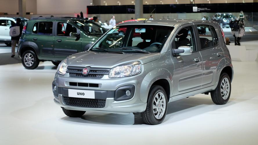 Fiat Uno terá uma só versão para não brigar com o Argo