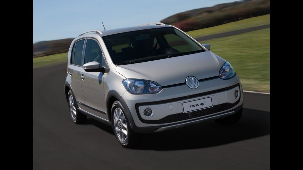 Cesvi: Volkswagen cross up! tem o menor custo de reparação do país