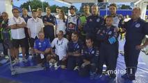 Mannequin Challenge Volkswagen WRC