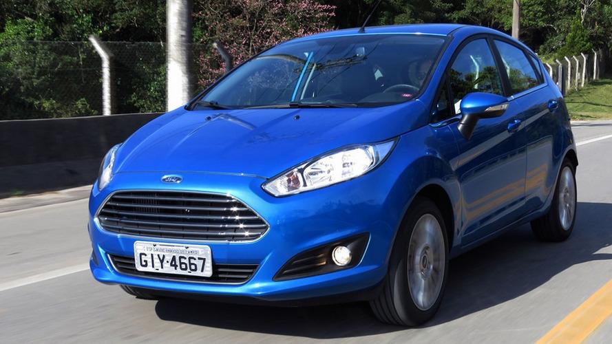 Ford registra queda de 37,5% no lucro líquido em 2016