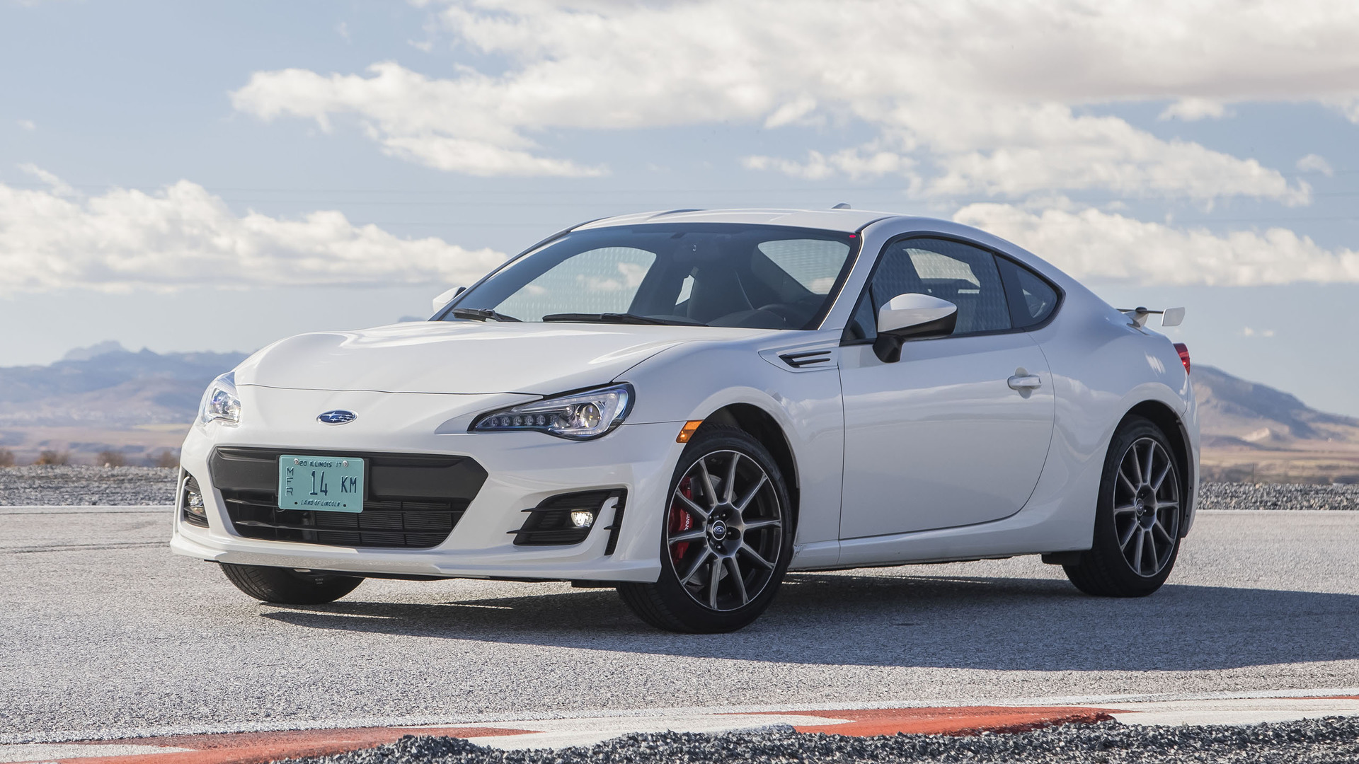 2017 Subaru Brz Performance Pack First Drive
