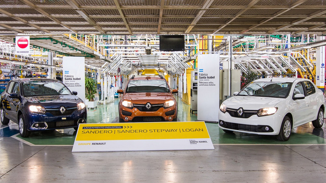 Renault Sandero Logan - Argentina