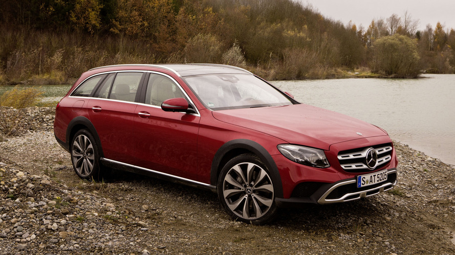 Mercedes C-Class All-Terrain Reportedly Planned As Rugged Wagon