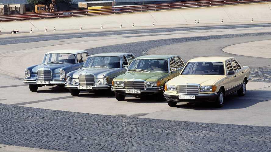Mercedes-Benz Clase S, 70 años de avances tecnológicos