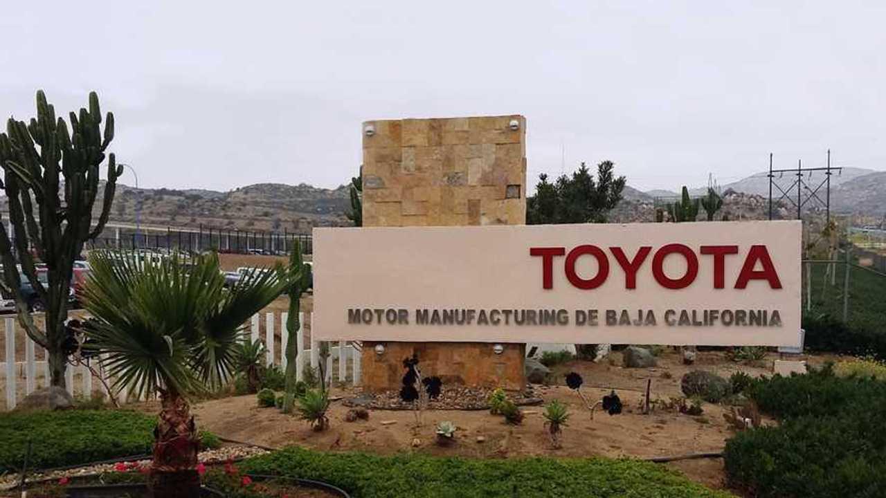 Toyota Baja Mexico Factory