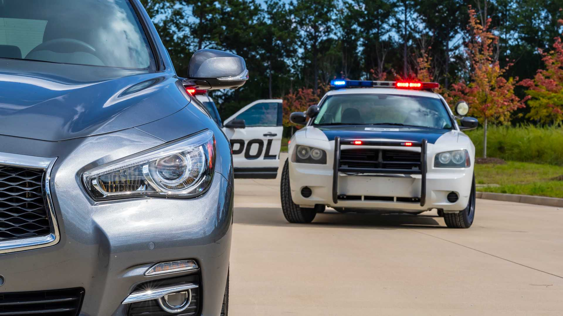 Are You Breaking The Law By Refusing A Police Officer's Request To Exit Your Car?