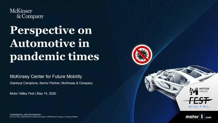 Coronavirus vs Auto, come cambierà il settore secondo McKinsey