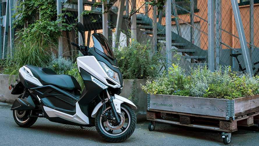 Jonway, a luglio 2020 debutta il nuovo e-scooter MJS-E