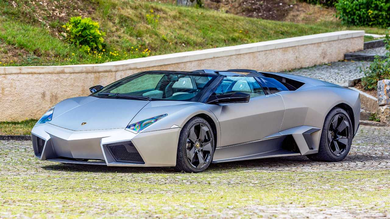 Lamborghini Reventon Roadster (2010) – 1,85 миллиона евро