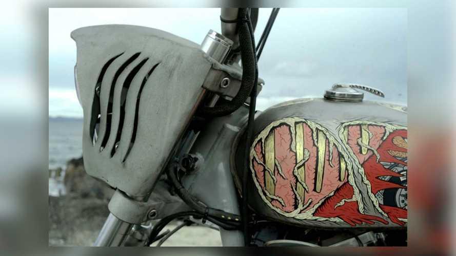 Marrajo: 1998 Harley-Davidson Sportster 1200