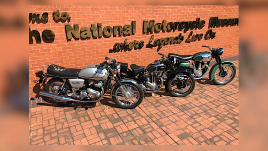 Win Yourself A 1977 Norton Commando 850 Or Two Other British Classics!