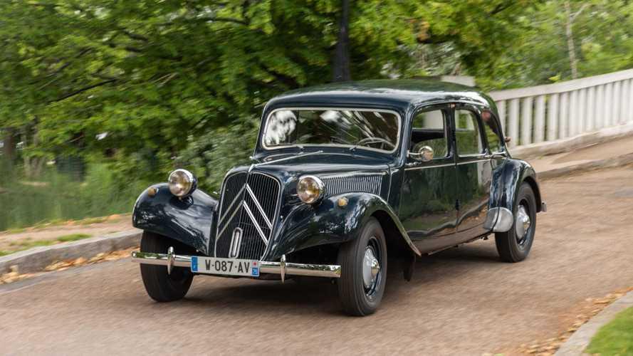 Citroën Traction Avant (1934-1957): Fortschritt von gestern
