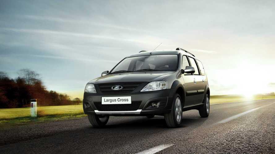 АвтоВАЗ начал собирать «квестовую» Lada Largus Cross