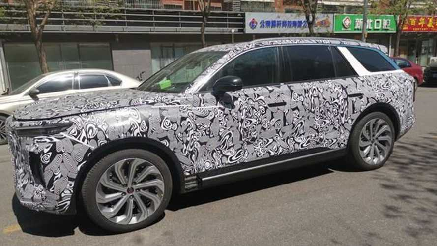 Hongqi E115 Is China's Baller Electric SUV