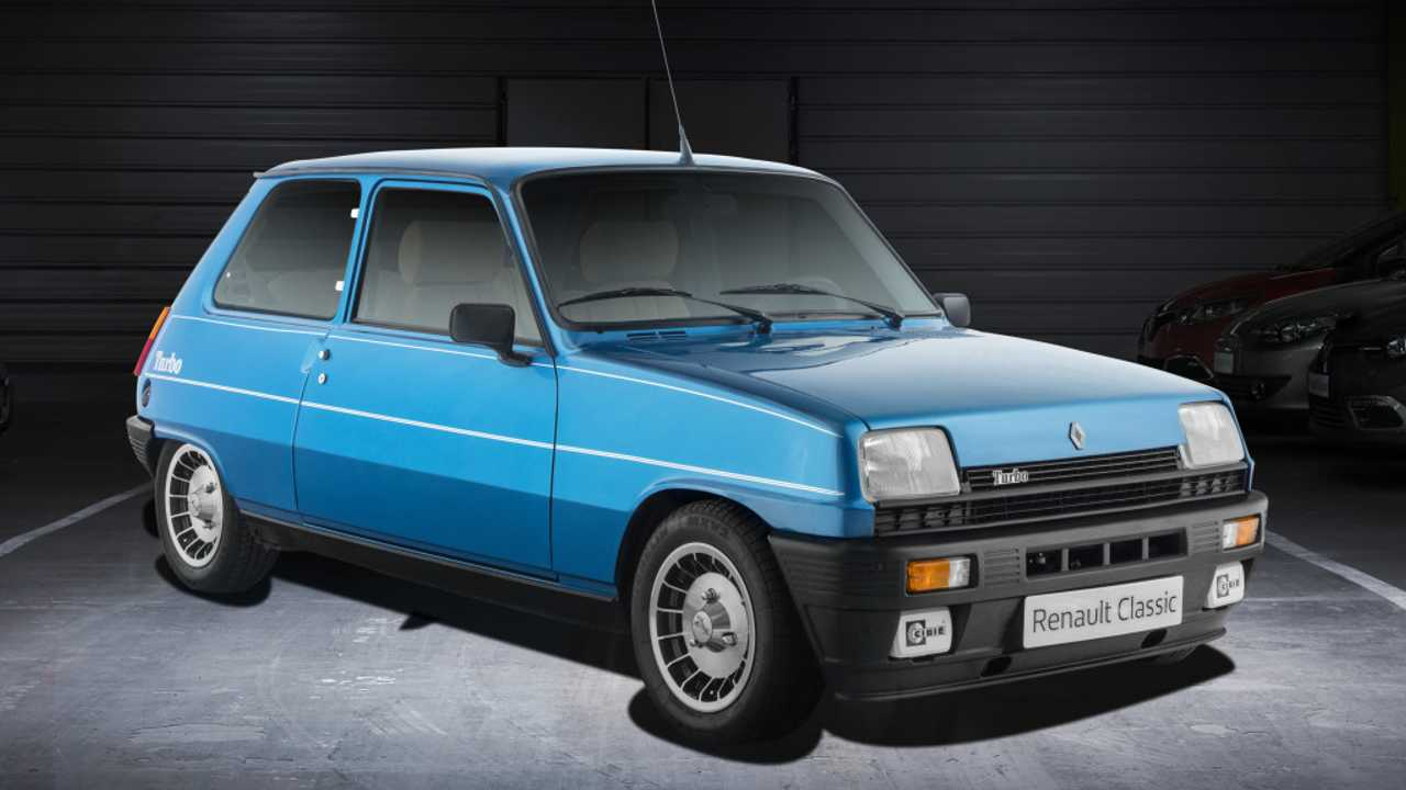 Renault 5 Alpine Turbo 1982-1984