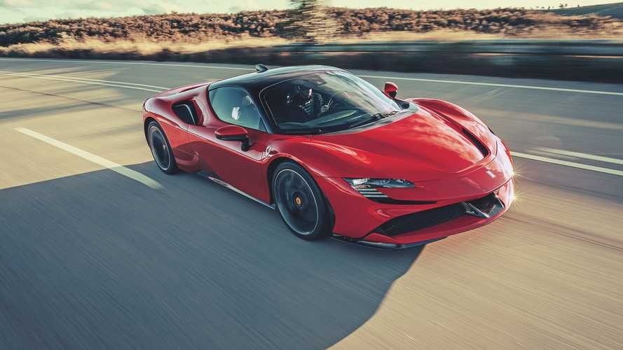 Ferrari SF90 Stradale To Star In Remake Of Famous 1970s French Street Racing Film