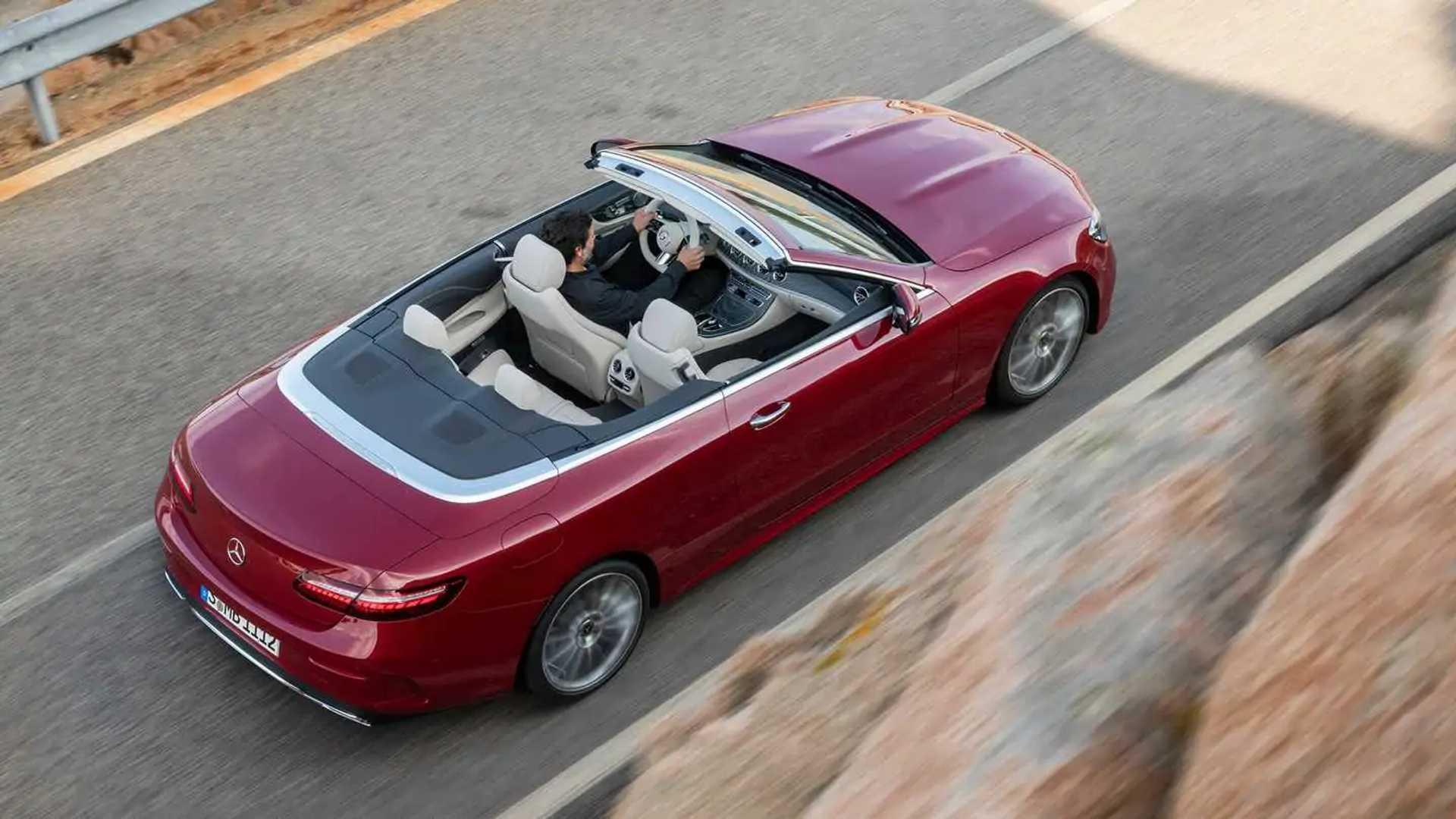 Mercedes-Benz Clase E Restyling (2020) 105