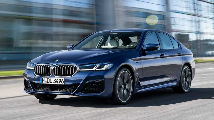 BMW 5er Limousine (2020)