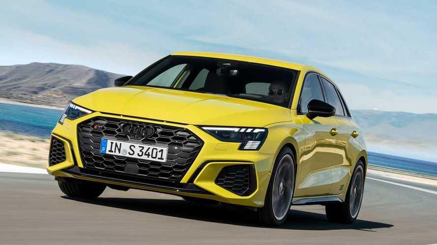 Audi S3 Sportback y S3 Sedan 2021