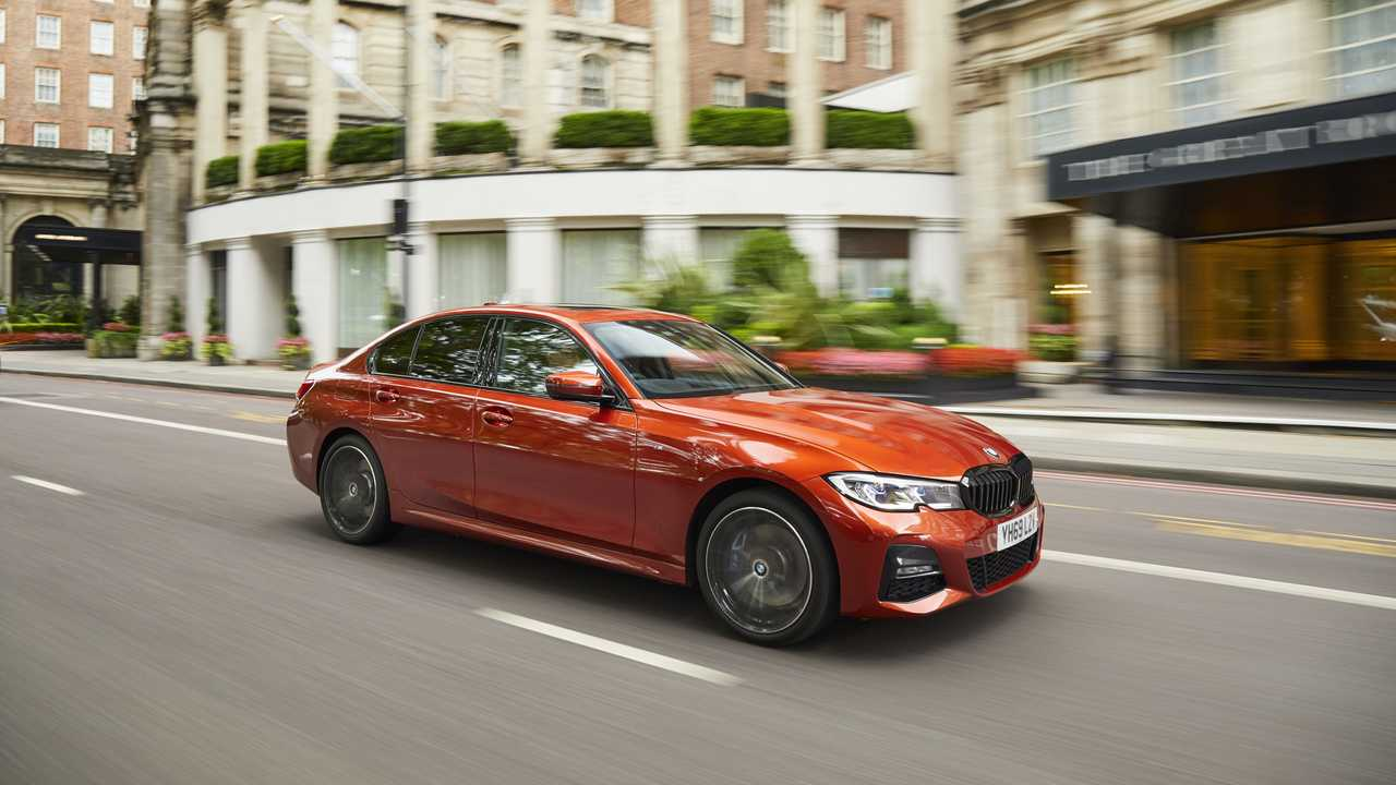 BMW launches eDrive Zones in the UK