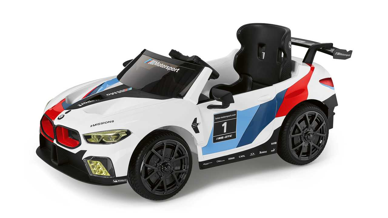 2020 BMW Lifestyle Collection Bikes and Toy Cars