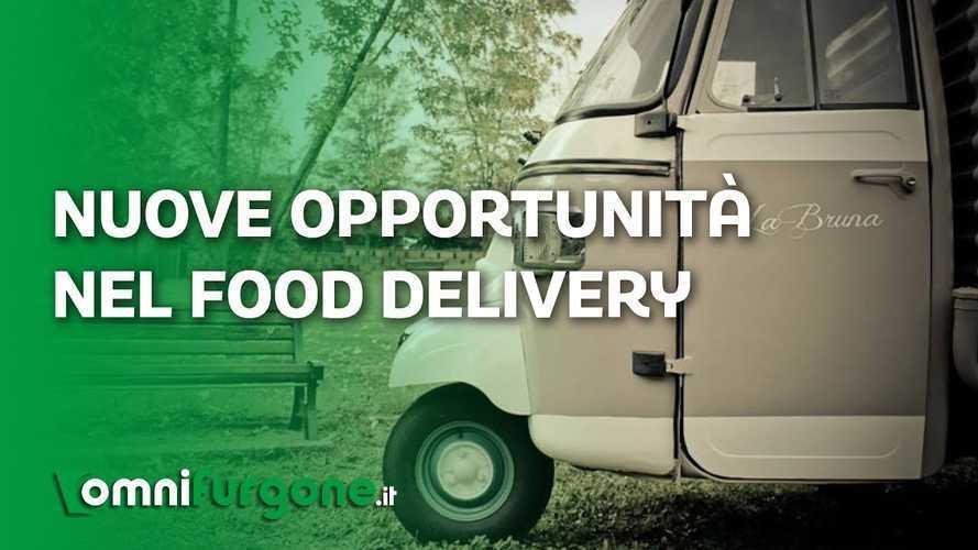 Fase 2, bar e ristoranti, nuove opportunità grazie ai furgoni