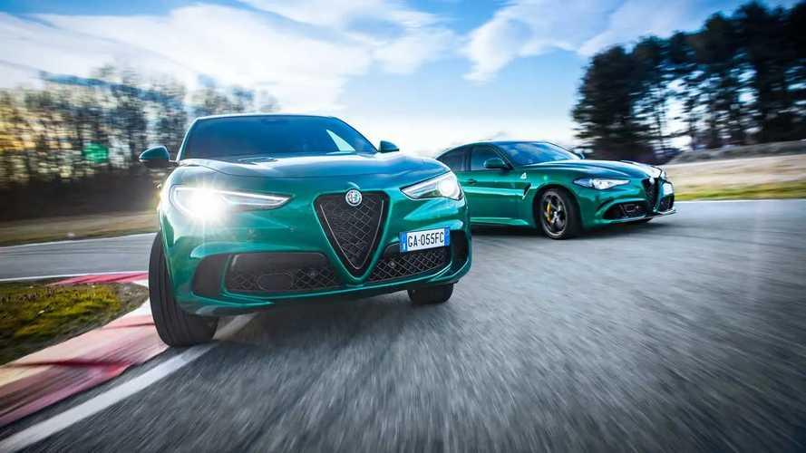 Alfa Romeo обновила «горячую» парочку Giulia и Stelvio