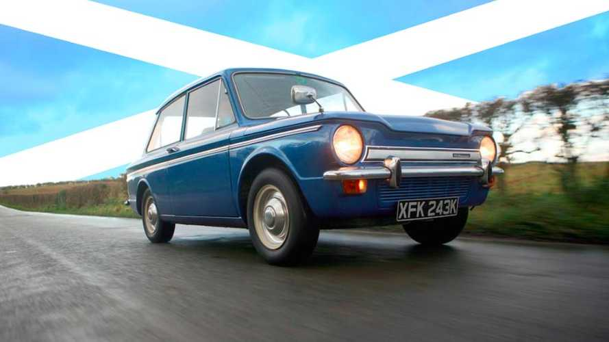 Top 5 classic cars you never knew were made in Scotland