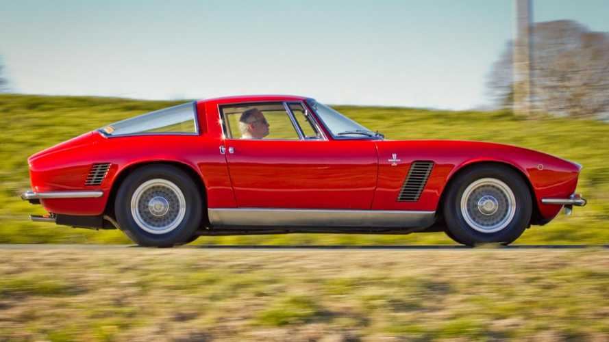 Iso Grifo: The Italian sports car you never knew existed