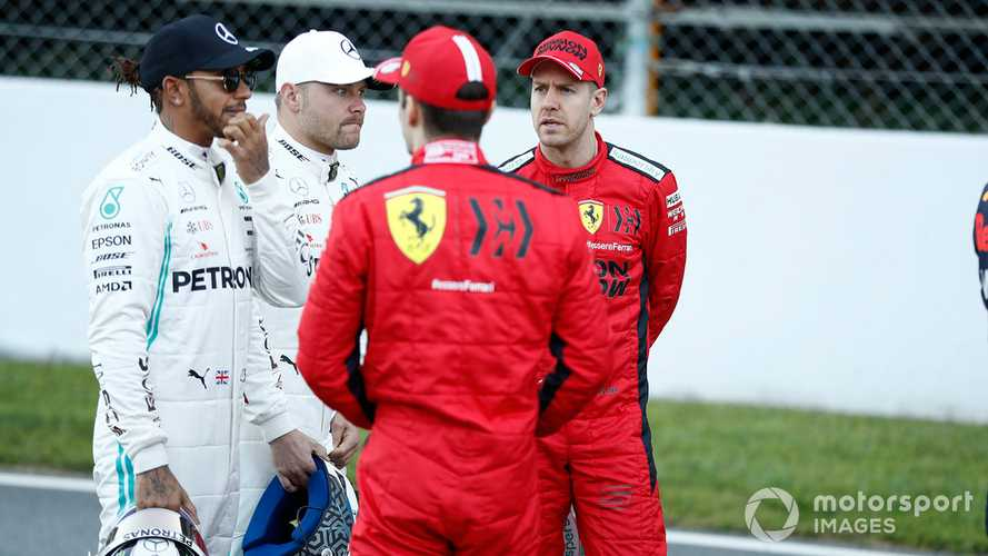 Mercedes must take Vettel's exit 'into consideration' - Wolff