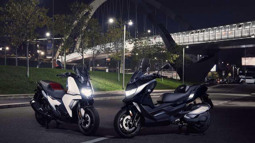 BMW Online Edition: gli scooter C 400 X o GT si acquistano sul web