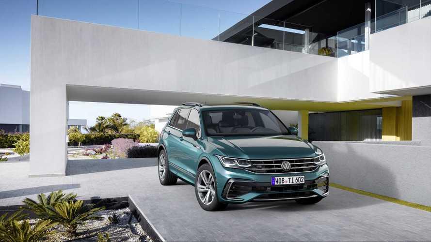 Volkswagen Tiguan 2020: gama mucho más amplia