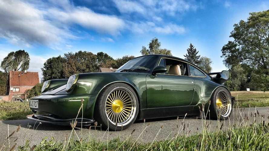 This Porsche restomod company only makes one car a year