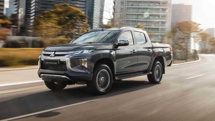 Nova Mitsubishi L200 Triton Sport 2021 é lançada no Brasil; veja preços e versões