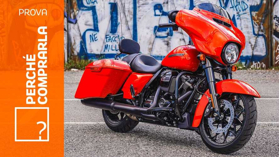 Harley-Davidson Street Glide Special 2020 | Perché comprarla… E perché no