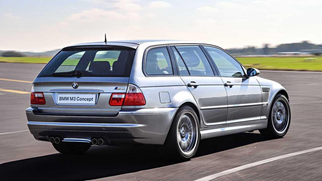 BMW M3 Touring E46 concept car 2000