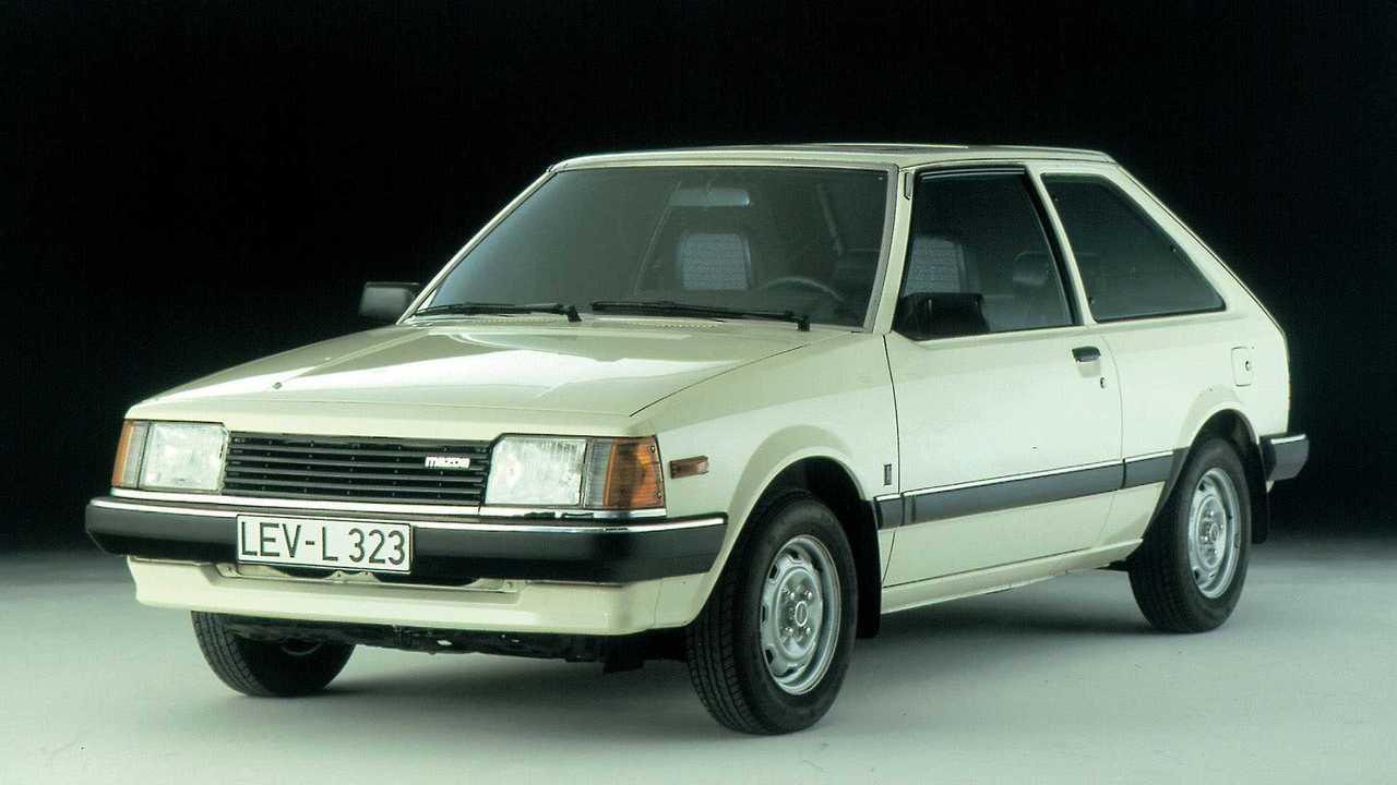 Mazda 323 (1980-1985)