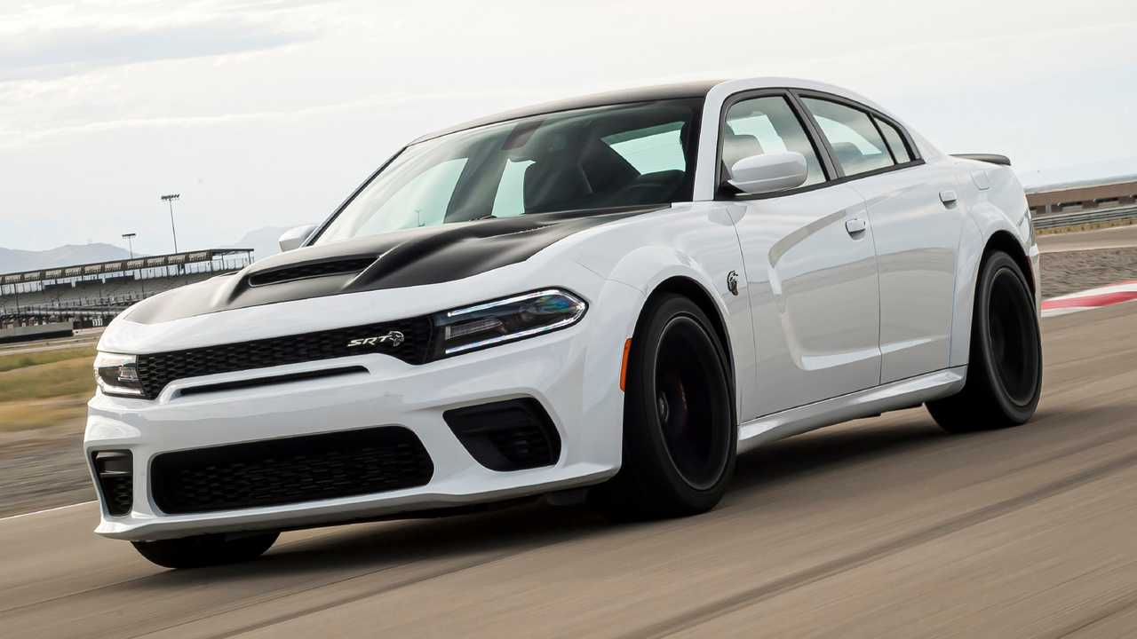 3 Dodge Charger SRT Hellcat Redeye Costs Less Than $3 Per HP