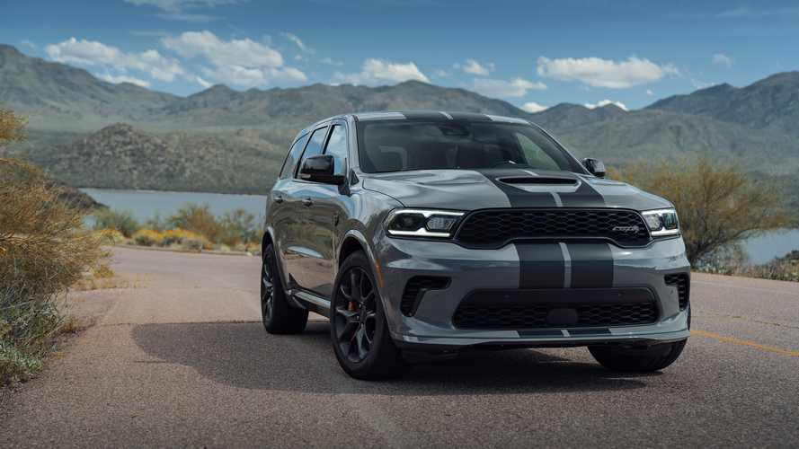 Dodge Durango SRT Hellcat: 720 CV para el SUV más potente del mundo